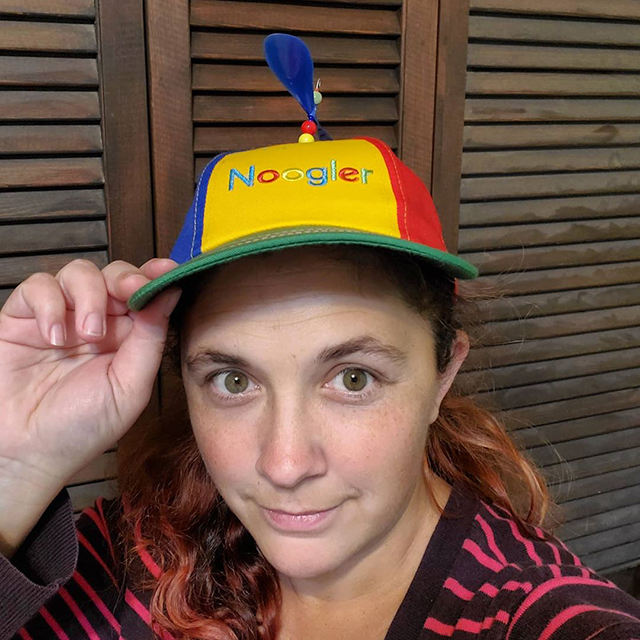 New Googlers Finally Receiving Noogler Hats