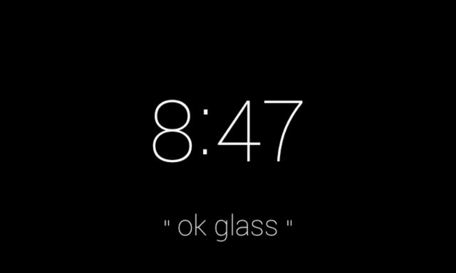 google shares where ok glass came from the alternatives