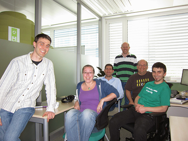 The Google Search Relations Team From 10 Years Ago