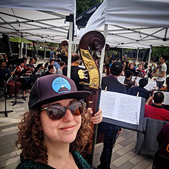 Orchestra At The GooglePlex