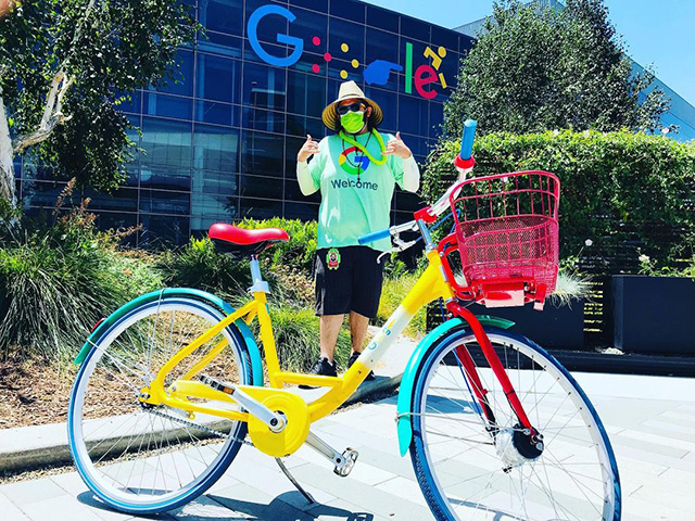 Peter The Greeter Is Back At Google