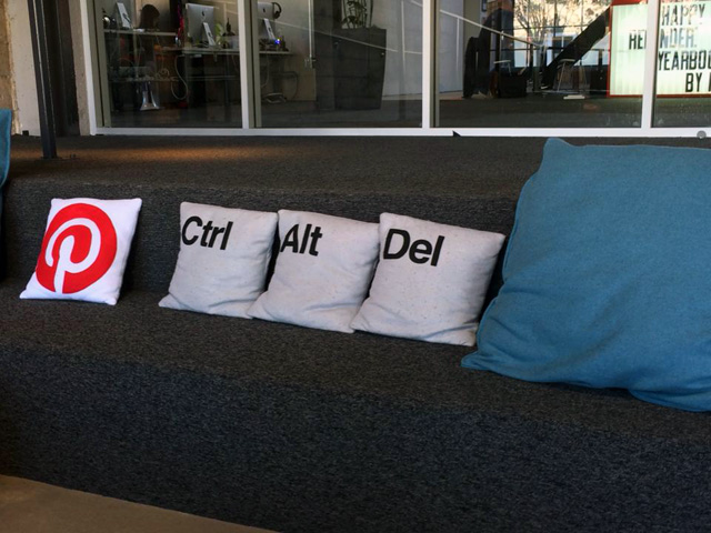 Pinterest Lobby Pillows