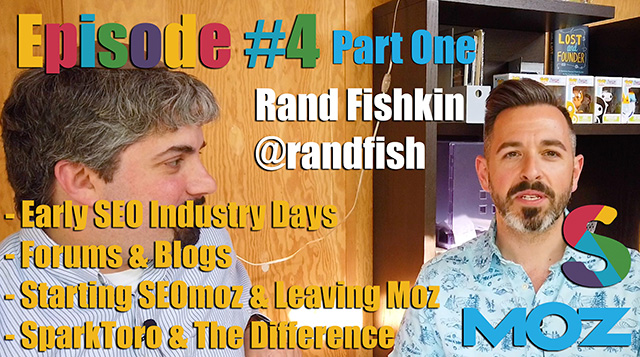 Rand Fishkin with Barry Schwartz