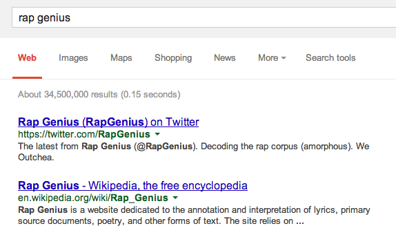 rap-genius-google-results