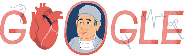 Google Honors Groundbreaking Heart Surgeon René Favaloro