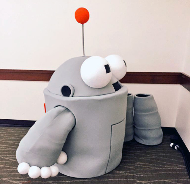A Deflated Roger at Mozcon