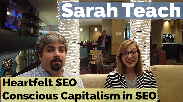 Sarah Teach