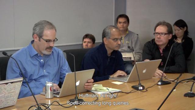 Scott Huffman, Panda Nayak & Paul Haahr