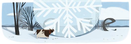 Google Snowflake Logo