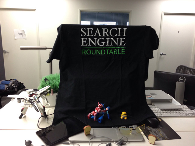 Search Engine Roundtable T-Shirt