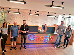 SEOs & Webmasters Visit John Mueller At Google Zurich