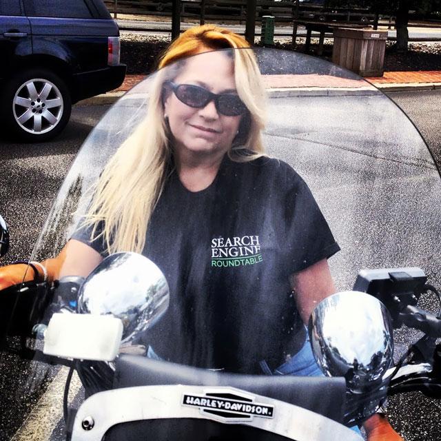 A Harley-Davidson SEO