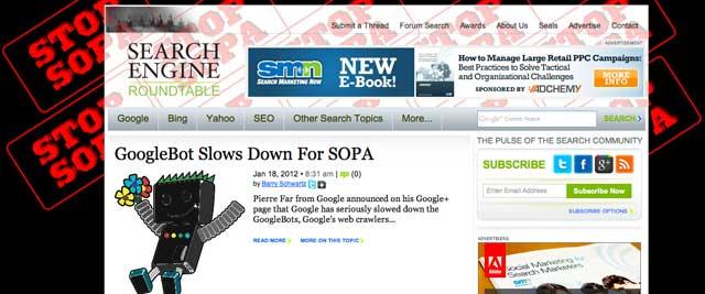 SER SOPA