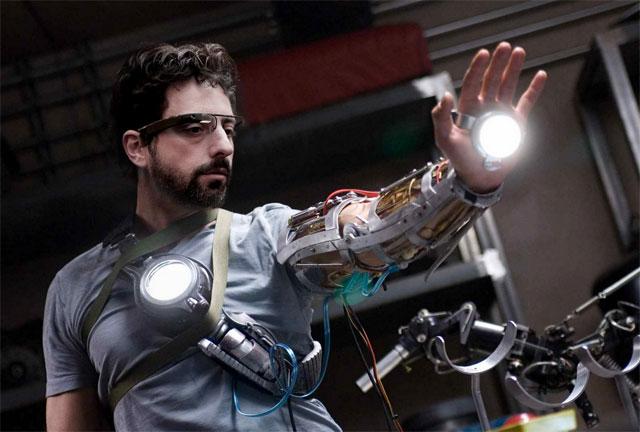 Google Suit - Sergey Brin