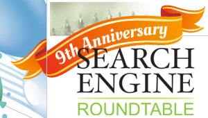 Search Engine Roundtable 9th Birthday Logo