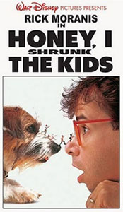 Shrunk The Kids