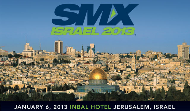 SMX Israel 2013