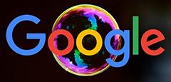 Google Search Volatility & Fluctuations Super Unusual