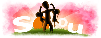 Sogou Father's Day Logo