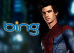 Spiderman Bing