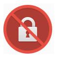 SSL lock error
