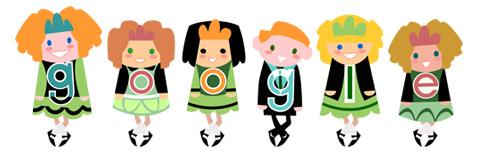 Google St. Patrick's Day Logo