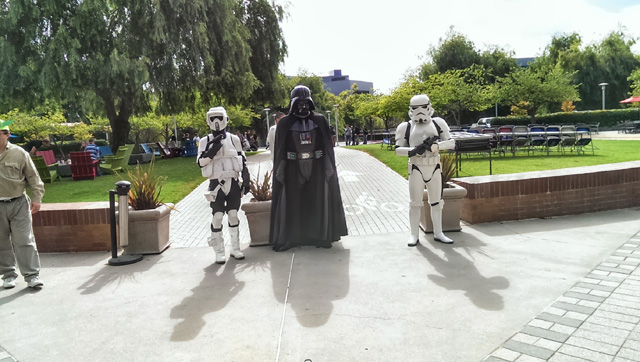 Star Wars At Google