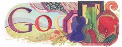 Google's International Women's Day Logo