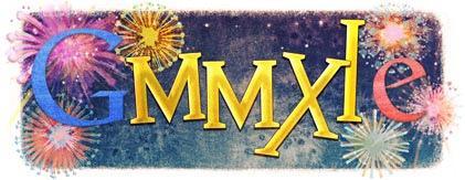 2011 Google Logo