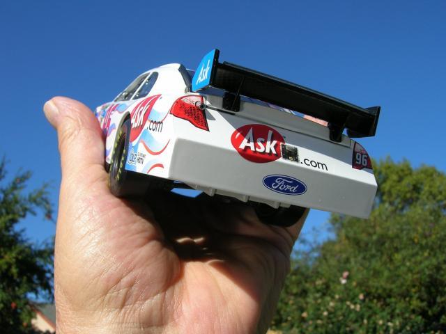 Ask.com NASCAR Car