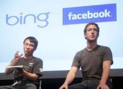 Bing Facebook Likes