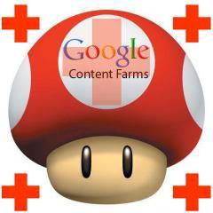 Google Content Farm Help