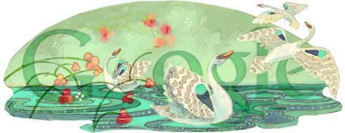 Google St Patrick Day Logo