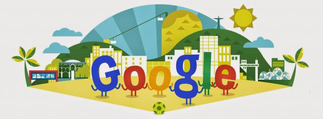 Google's World Cup Doodles