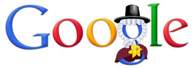 St David's Day Google UK Logo