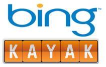 Bing & Kayak