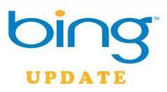 Bing Update