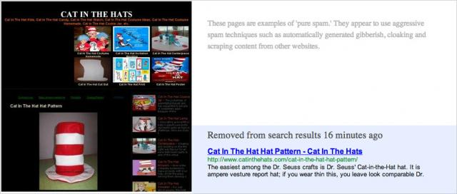 cat in the hat spam - click for full size