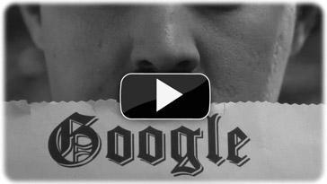 Charlie Chaplin Google Logo