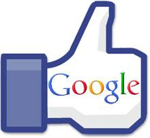 Facebook Likes and Google SEO