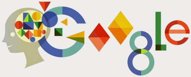 Anna Freud Google Logo - click for full size