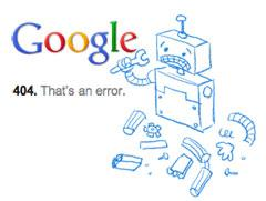 Google Slowly Forgets 404 Pages In Webmaster Tools