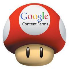 Google Content Farm Algorithm