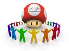 Google Content Farm Algo Update Support