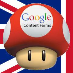 Google Farmer Update in UK