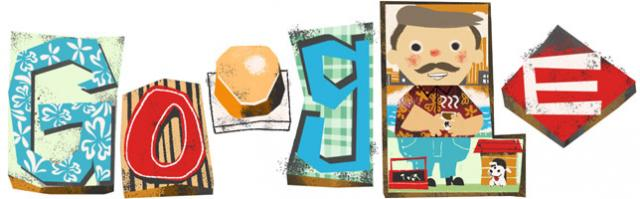 Google Father's Day Logo - click for full size