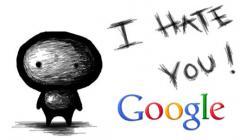 Google Hate