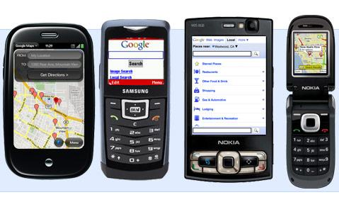 Google Results Differ On Mobile Devices