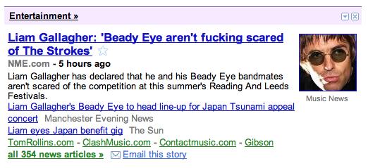 Google News F Bomb