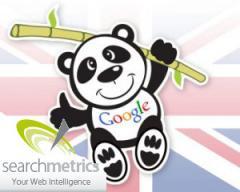 google panda uk